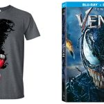 The Perfect Stocking Stuffer: Enter to Win Venom on Blu-ray!