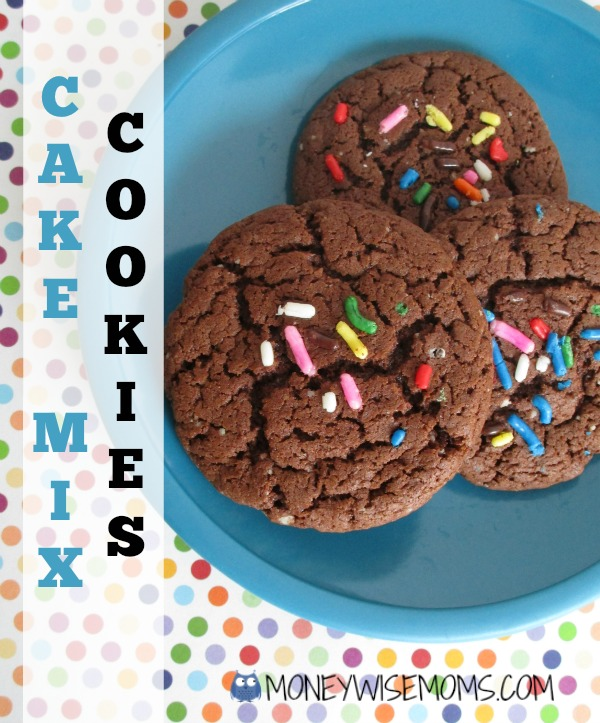 Cake Mix Cookies {Perfect for Potlucks}