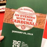 Childhood Cancer Awareness With An Evening With The Cardinals
