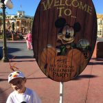 Spend the Halloween Season with Mickey Mouse at Disney World