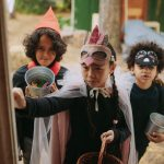 How to keep your kids' safe while trick or treating during the pandemic